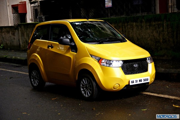 Mahindra Reva receives CII Design Excellence award