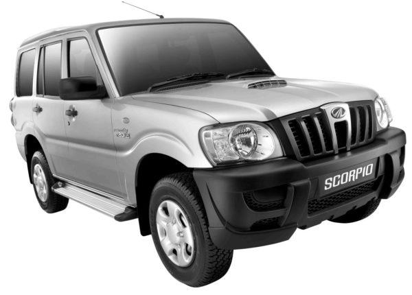 Mahindra Scorpio EX recall