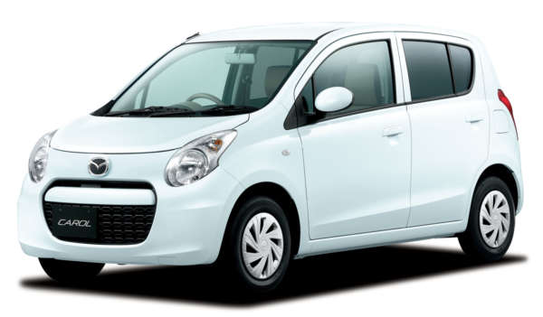 Updated Mazda Carol Eco refresh (rebadged Suzuki Alto) launched in Japan