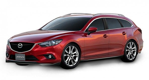 Mazda reveals its line up for Tokyo Auto Salon 2014