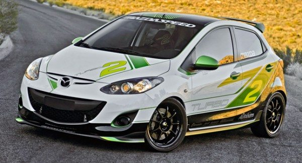 Next gen Mazda2 to have softer styling