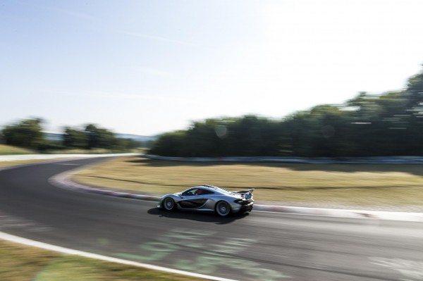 McLaren_P1_Nurburgring
