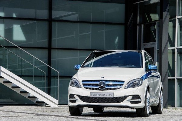 Mercedes-Benz B-Class sales reach One Million Units