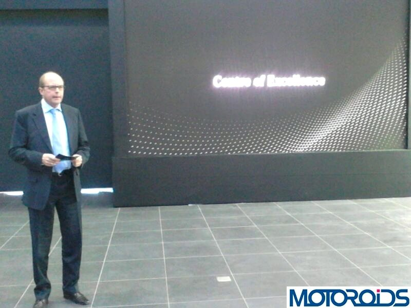 Mercedes Benz Centre of Excellence, Pune (1)