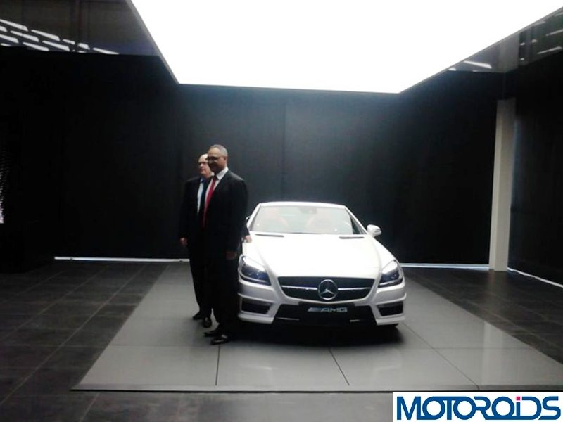Mercedes Benz Centre of Excellence, Pune (4)