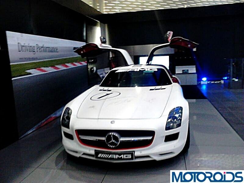Mercedes Benz Centre of Excellence, Pune (6)