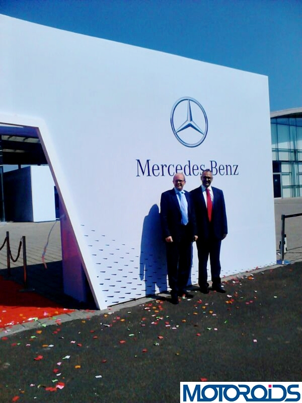 Mercedes Benz Centre of Excellence, Pune (7)