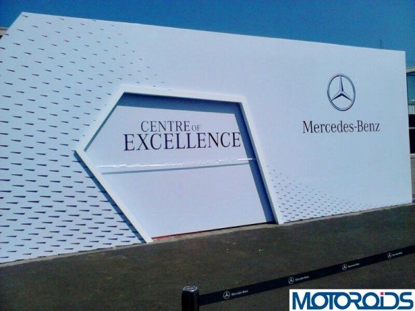 Mercedes Benz Centre of Excellence, Pune (9)