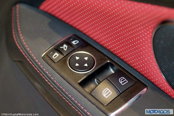 Mercedes SLK55 AMG Exterior and Interior launch images India (19)
