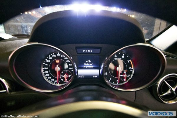 Mercedes SLK55 AMG Exterior and Interior launch images India (26)