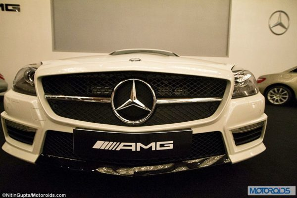 Mercedes SLK55 AMG Exterior and Interior launch images India (36)