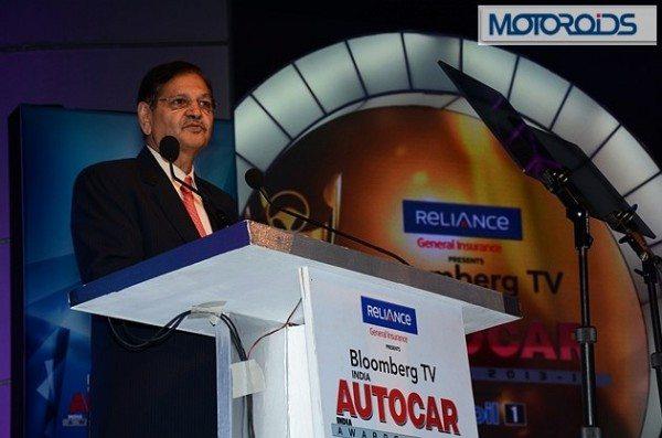 Mr. Gajendra Haldea, Advisor to DCH (Infrastructure)