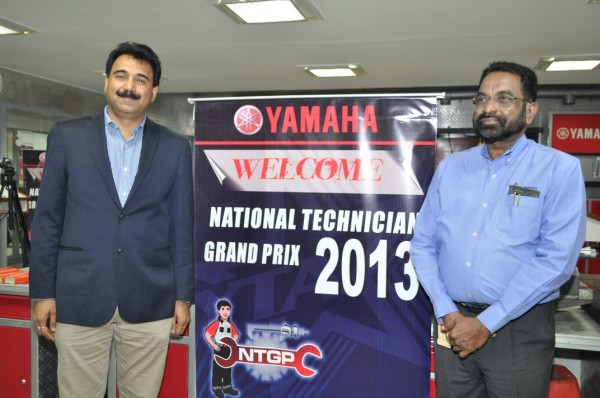 National Technician Grand Prix 2013