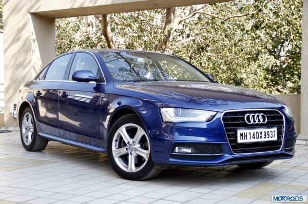 New 2014 Audi A4 with 177bhp (20)