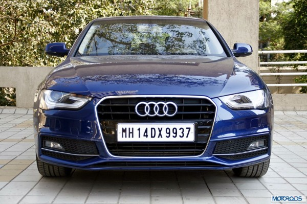 New 2014 Audi A4 with 177bhp (23)