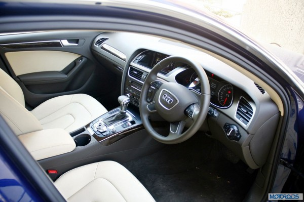 New 2014 Audi A4 with 177bhp (56)