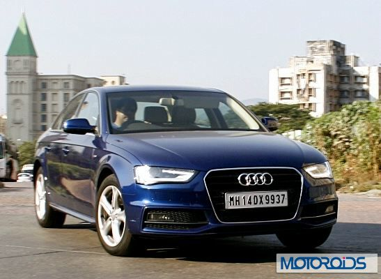 New 2014 Audi A4 with 177bhp (83)