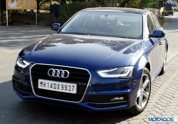 New 2014 Audi A4 with 177bhp (90)