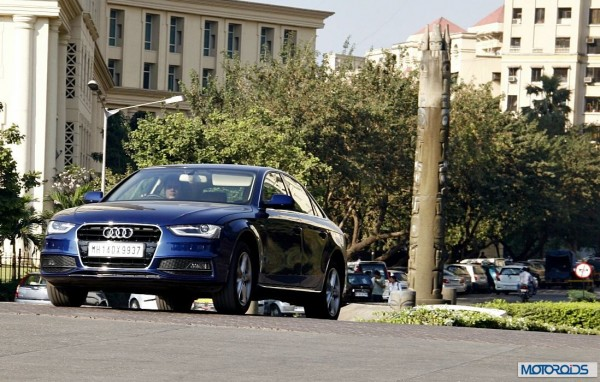 New 2014 Audi A4 with 177bhp (91)