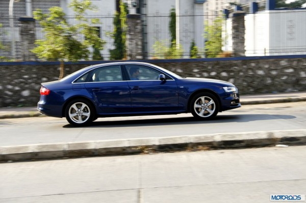 New 2014 Audi A4 with 177bhp (92)