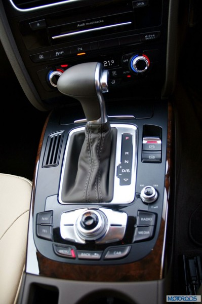 New 2014 Audi A4 with interior India (3)