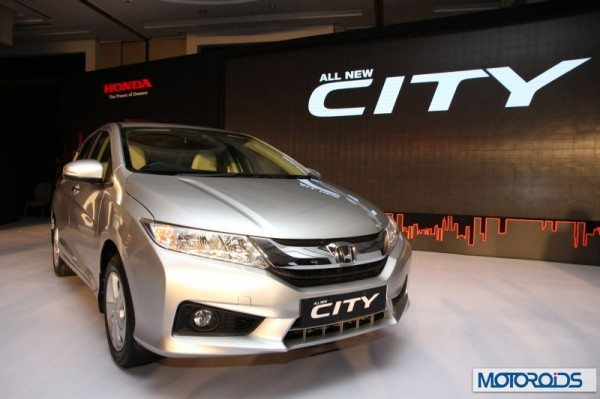 The new 2014 Honda City was unveiled late last month