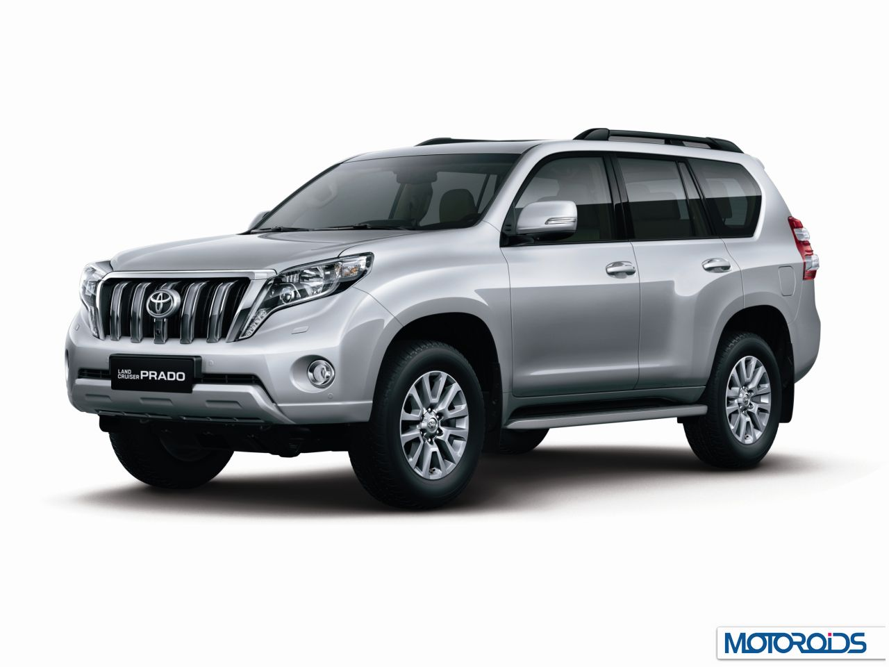 toyota new 2014 land cruiser prado launched in india price inr lakh motoroids. Black Bedroom Furniture Sets. Home Design Ideas