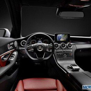 New 2015 Mercedes C Class Interior (7)