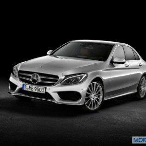 New 2015 Mercedes C Class exterior (14)