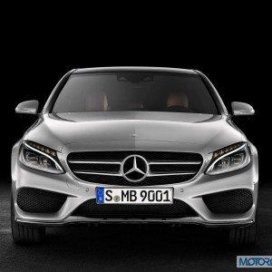 New 2015 Mercedes C Class exterior (15)