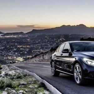 New 2015 Mercedes C Class exterior (22)