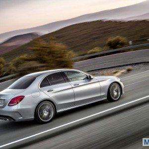 New 2015 Mercedes C Class exterior (31)