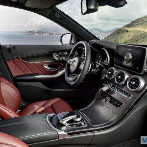 New 2015 Mercedes C Class exterior (32)