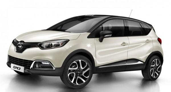 Renault-Samsung-QM3-bookings