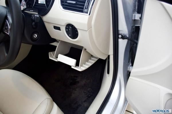 Skoda Octavia 2.0 TDi diesel manual interior (28)