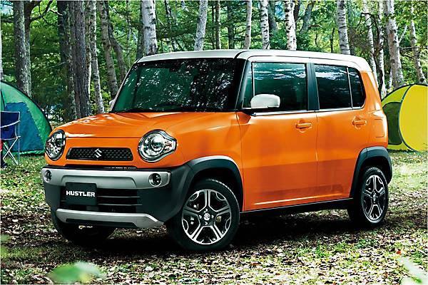 Suzuki-Hustler-mini-suv