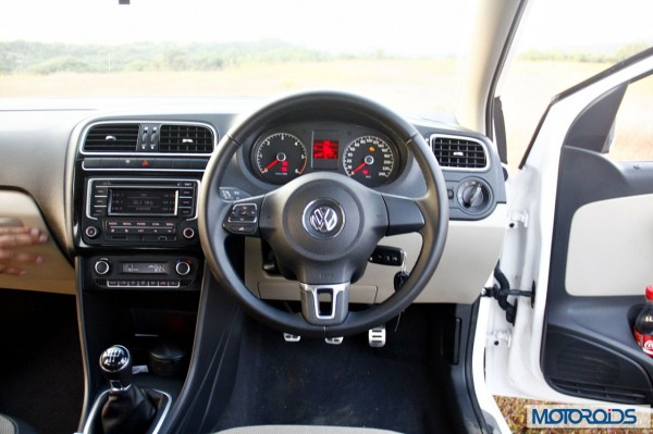 VW Polo 1.6 GT TDI exterior and interior images (43)