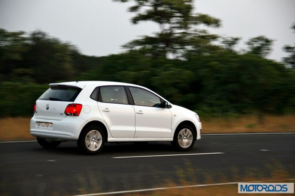 VW Polo 1.6 GT TDI exterior and interior images (62)