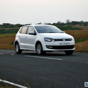 VW Polo 1.6 GT TDI exterior and interior images (63)