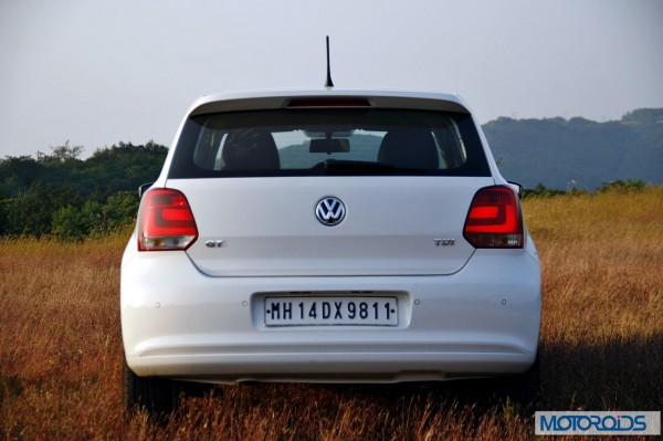 VW Polo 1.6 GT TDI exterior and interior images (9)
