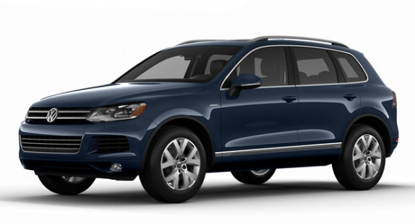 USA- Volkswagen Touareg X Limited Edition Launched
