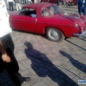 Vintage car Rally Lavasa  (10)