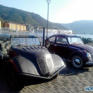 Vintage car Rally Lavasa  (11)