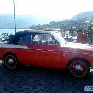 Vintage car Rally Lavasa  (2)