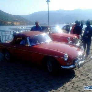 Vintage car Rally Lavasa (9)