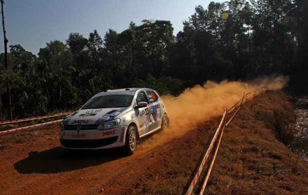 Volkswagen Rally Car INRC 1600 category 2