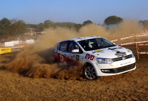 Volkswagen Rally Car INRC 1600 category