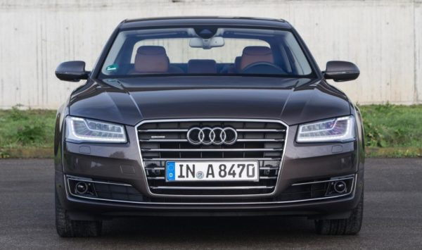 Audi A8 L is the Chauffeur Car of the Year