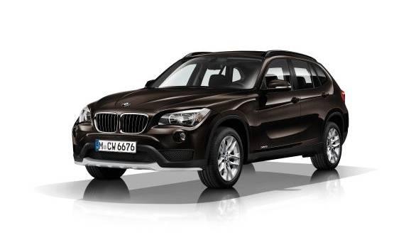 BMW X1 facelift 2014 revealed. Detroit debut