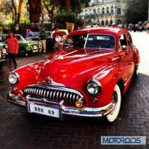 buick Sameer Vintage Car Rally Lavasa
